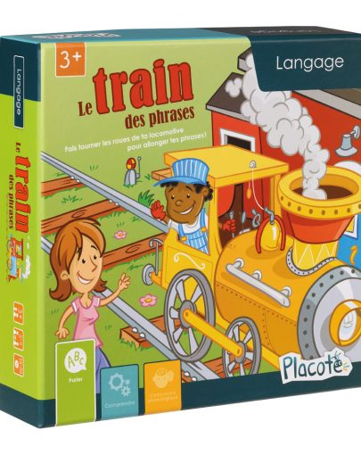 Le train des phrase – Placote