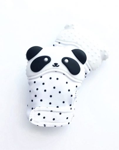 Mitaines de dentition PANDA