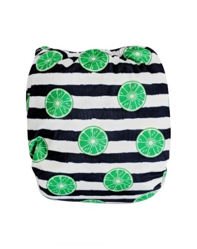 MiniHip Couche-Maillot Lime Cocktail – Derriere